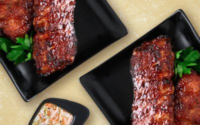 2 for 1 ribs