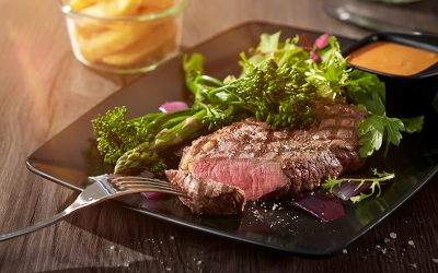 Grilled Summer Steak